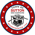 Town of Sutton Selectmen Meeting Minutes