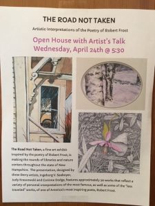 Artist's Talk at Sutton Free Library @ Sutton Free Library